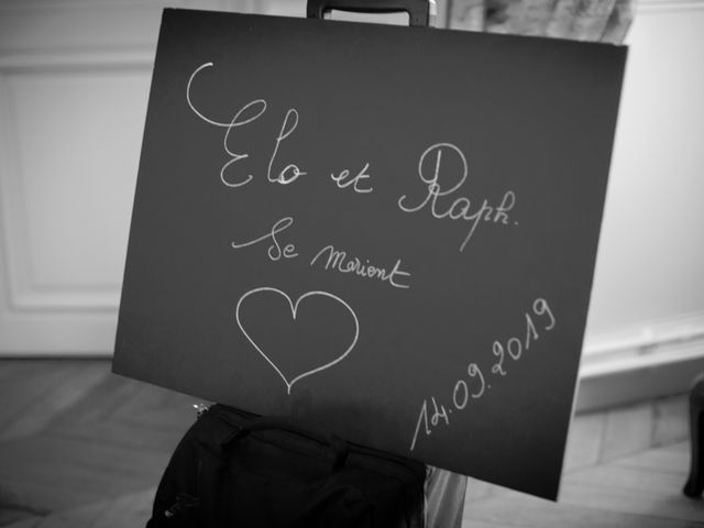 Le mariage de Raphaël et Elodie à Lamorlaye, Oise 4