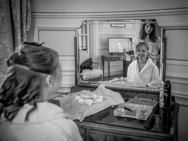 Le mariage de Raphaël et Elodie à Lamorlaye, Oise 5