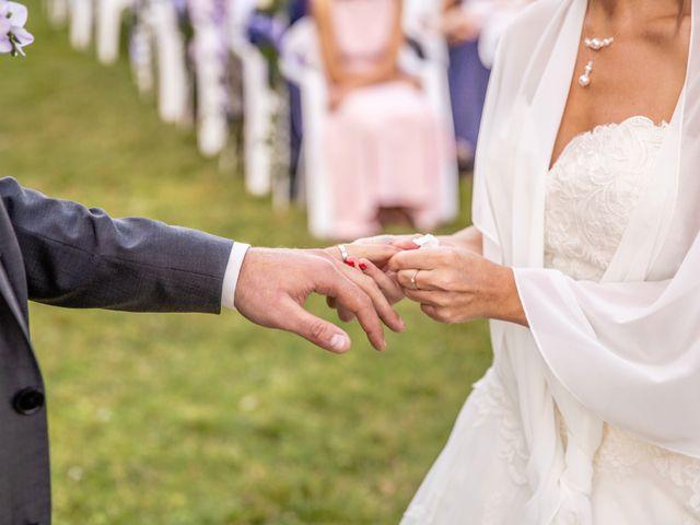 Le mariage de Raphaël et Elodie à Lamorlaye, Oise 15