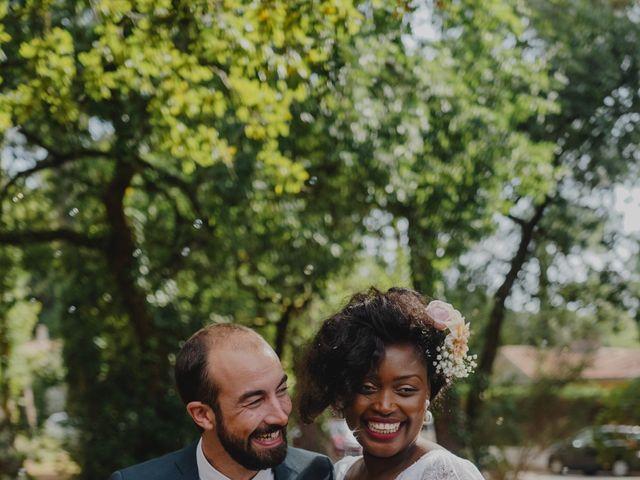 Le mariage de Louis et Marie Hélène à Arcachon, Gironde 1