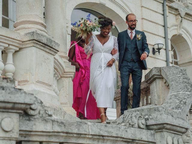 Le mariage de Louis et Marie Hélène à Arcachon, Gironde 2