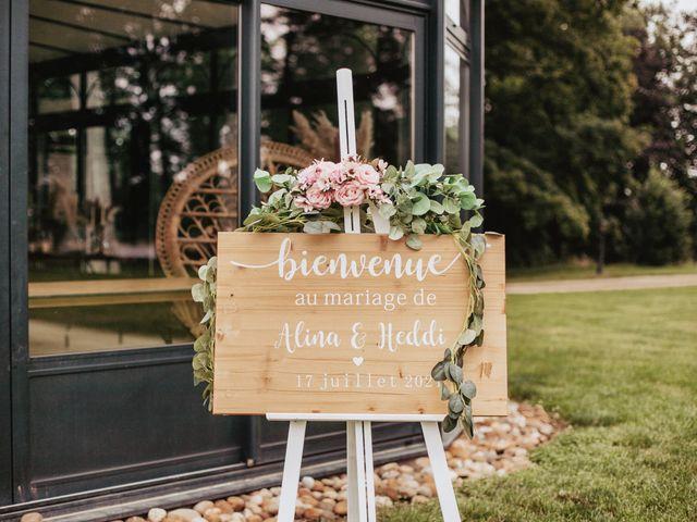Le mariage de Heddi et Alina à Besançon, Doubs 2
