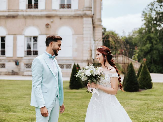 Le mariage de Heddi et Alina à Besançon, Doubs 30