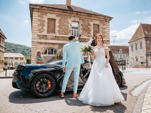 Le mariage de Heddi et Alina à Besançon, Doubs 31