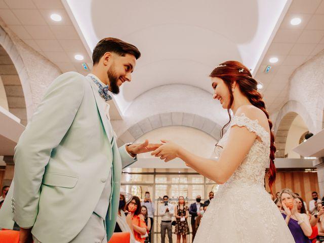 Le mariage de Heddi et Alina à Besançon, Doubs 32