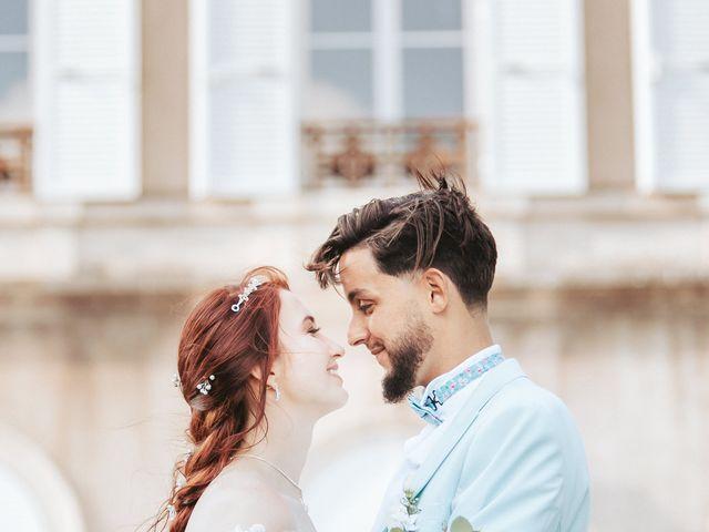 Le mariage de Heddi et Alina à Besançon, Doubs 44