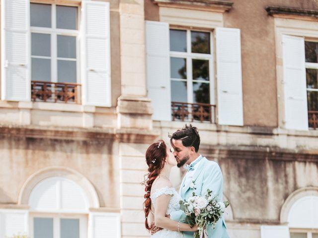 Le mariage de Heddi et Alina à Besançon, Doubs 45