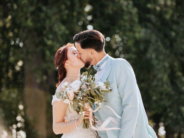 Le mariage de Heddi et Alina à Besançon, Doubs 51