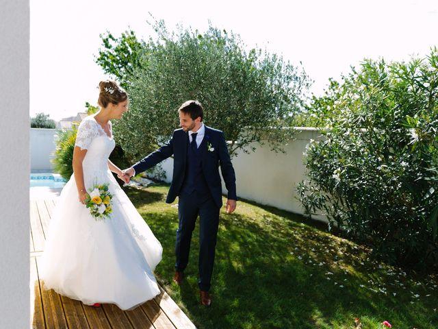 Le mariage de Michael et Julie à La Rochelle, Charente Maritime 18
