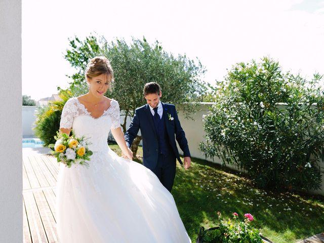Le mariage de Michael et Julie à La Rochelle, Charente Maritime 19