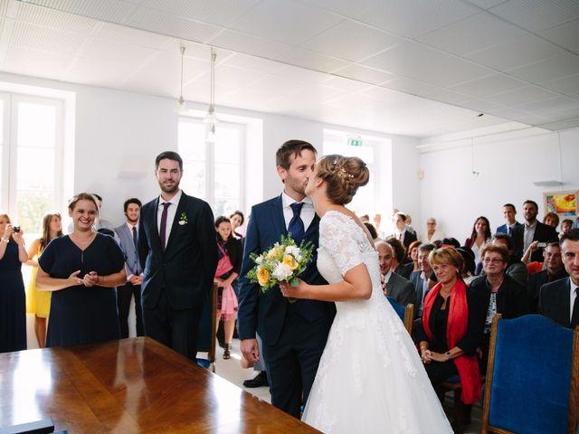 Le mariage de Michael et Julie à La Rochelle, Charente Maritime 23