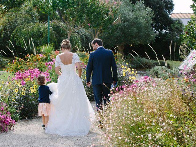 Le mariage de Michael et Julie à La Rochelle, Charente Maritime 27