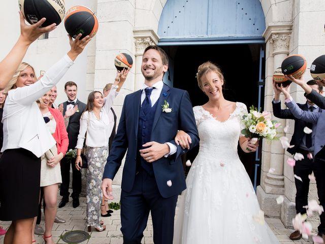 Le mariage de Michael et Julie à La Rochelle, Charente Maritime 35