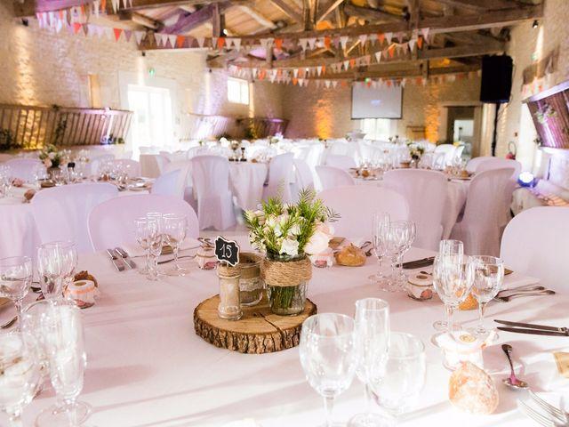 Le mariage de Michael et Julie à La Rochelle, Charente Maritime 50