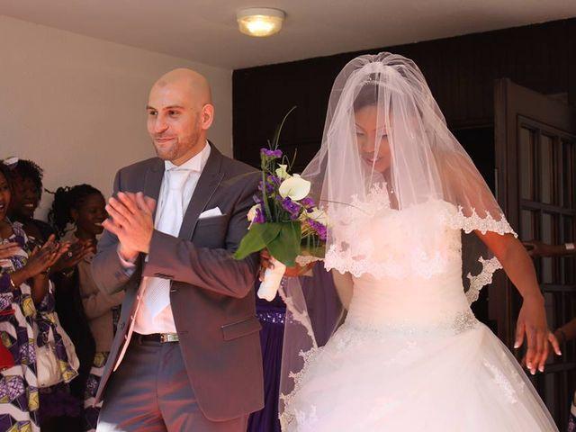 Le mariage de Deborah et Steve à Neuilly-sur-Marne, Seine-Saint-Denis 2