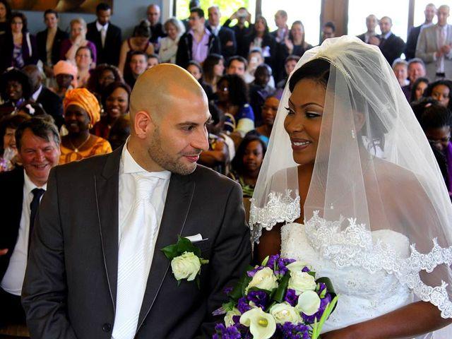 Le mariage de Deborah et Steve à Neuilly-sur-Marne, Seine-Saint-Denis 3