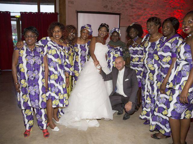 Le mariage de Deborah et Steve à Neuilly-sur-Marne, Seine-Saint-Denis 9