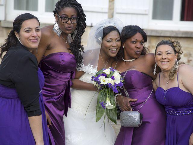 Le mariage de Deborah et Steve à Neuilly-sur-Marne, Seine-Saint-Denis 1