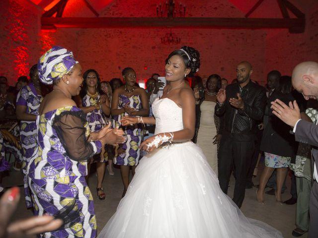 Le mariage de Deborah et Steve à Neuilly-sur-Marne, Seine-Saint-Denis 16