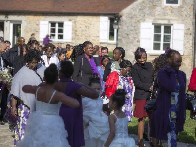 Le mariage de Deborah et Steve à Neuilly-sur-Marne, Seine-Saint-Denis 20