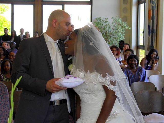 Le mariage de Steve et Deborah