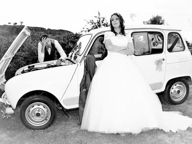 Le mariage de Marine et Jean-François à Tirepied, Manche 7