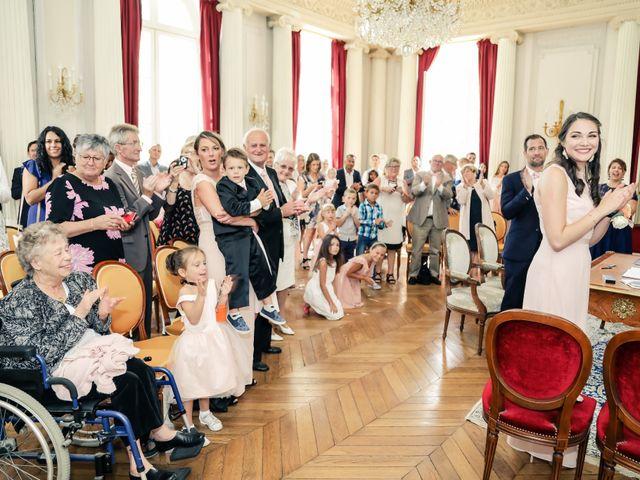 Le mariage de Yvan et Audrey à Osny, Val-d'Oise 64