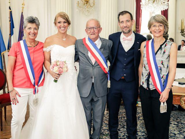 Le mariage de Yvan et Audrey à Osny, Val-d'Oise 91