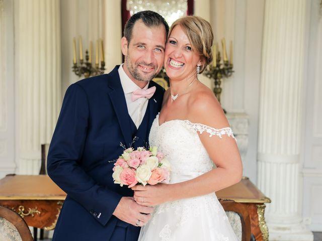 Le mariage de Yvan et Audrey à Osny, Val-d'Oise 92