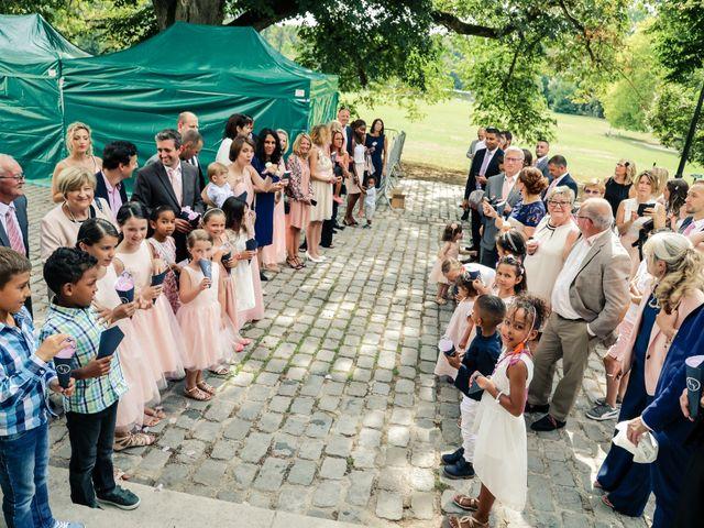 Le mariage de Yvan et Audrey à Osny, Val-d'Oise 93
