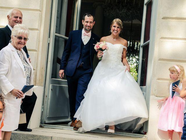 Le mariage de Yvan et Audrey à Osny, Val-d'Oise 94