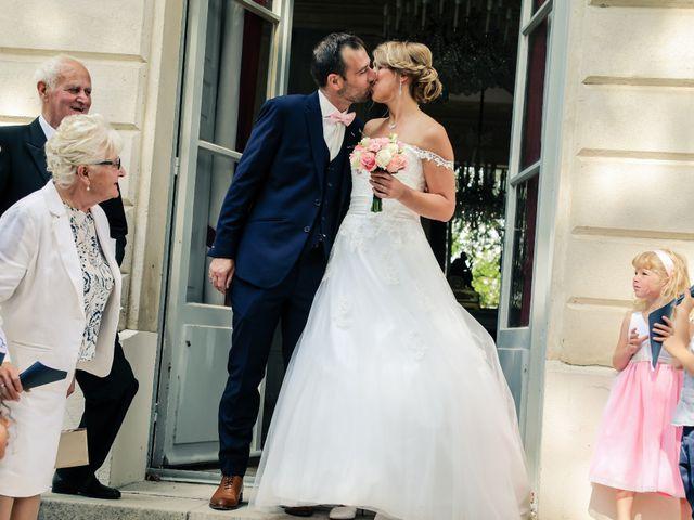 Le mariage de Yvan et Audrey à Osny, Val-d'Oise 95