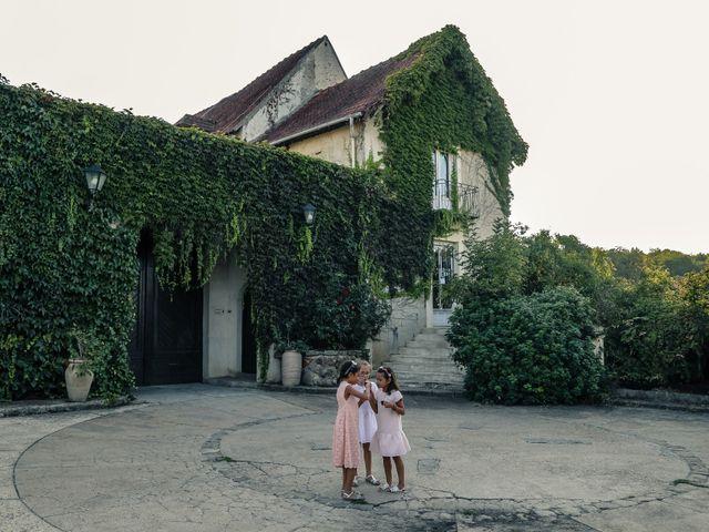 Le mariage de Yvan et Audrey à Osny, Val-d'Oise 123