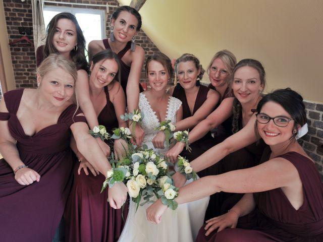 Le mariage de Pierre et Morgane à Neufchâtel-en-Bray, Seine-Maritime 15