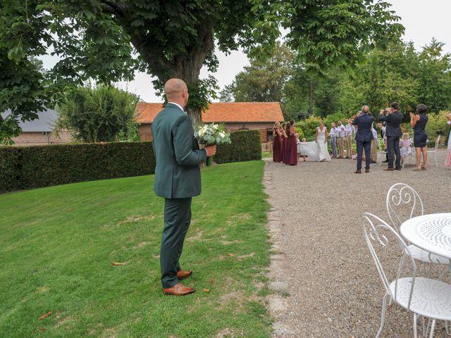 Le mariage de Pierre et Morgane à Neufchâtel-en-Bray, Seine-Maritime 19
