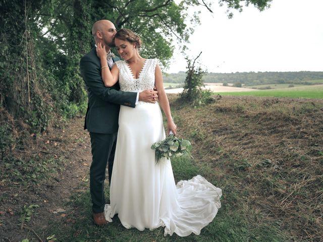 Le mariage de Morgane et Pierre