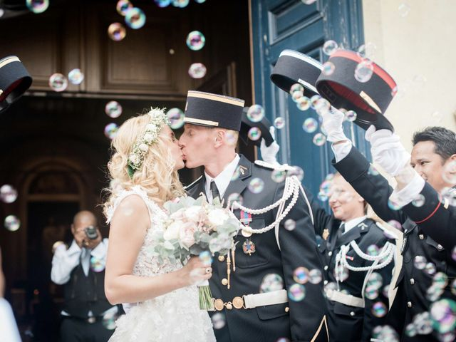 Le mariage de Alexandre et Elodie à Le Chesnay, Yvelines 18