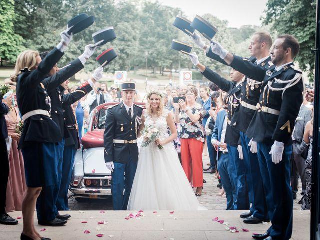 Le mariage de Alexandre et Elodie à Le Chesnay, Yvelines 19