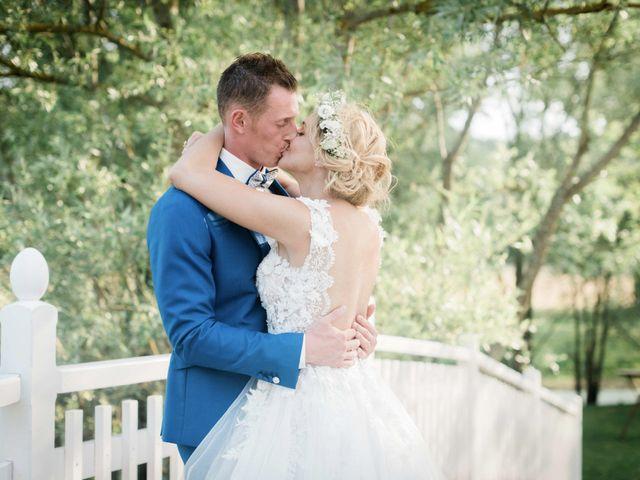 Le mariage de Alexandre et Elodie à Le Chesnay, Yvelines 34