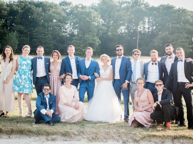 Le mariage de Alexandre et Elodie à Le Chesnay, Yvelines 37