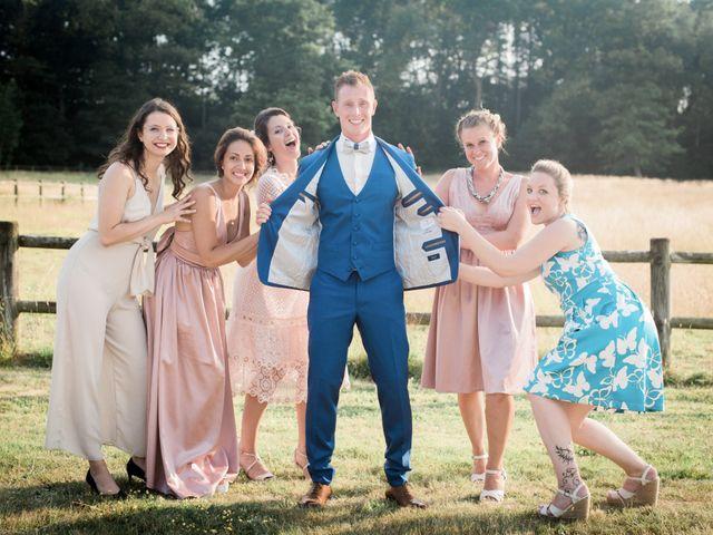 Le mariage de Alexandre et Elodie à Le Chesnay, Yvelines 38