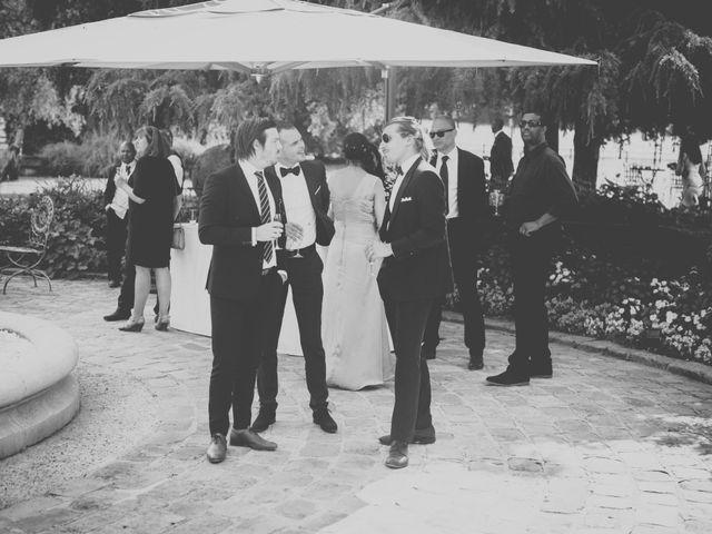 Le mariage de Alexandre et Elodie à Le Chesnay, Yvelines 28