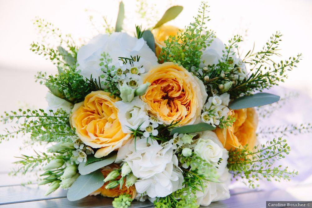 4 mariages pour 1 lune de miel : le bouquet 1