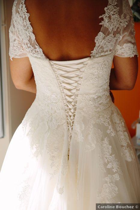 4 mariages pour 1 lune de miel : la robe de mariée 2