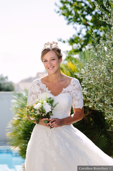 4 mariages pour 1 lune de miel : la robe de mariée 1