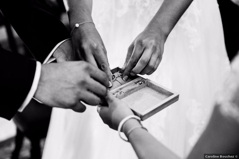 4 mariages pour 1 lune de miel : les alliances 2