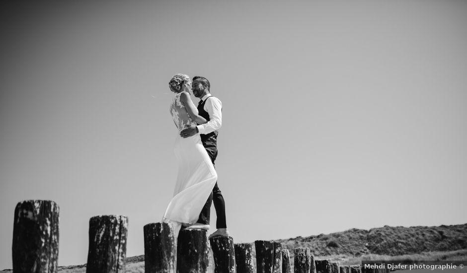 Le mariage de Christophe et Cindy à Le Maisnil, Nord