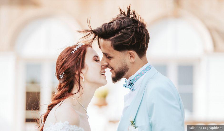 Le mariage de Heddi et Alina à Besançon, Doubs