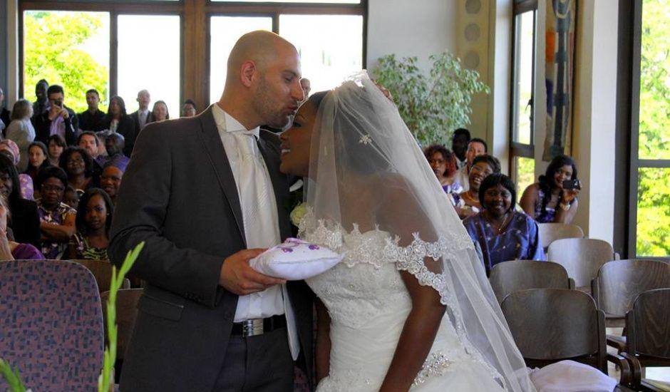Le mariage de Deborah et Steve à Neuilly-sur-Marne, Seine-Saint-Denis