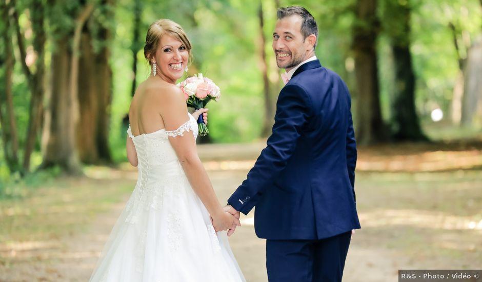 Le mariage de Yvan et Audrey à Osny, Val-d'Oise